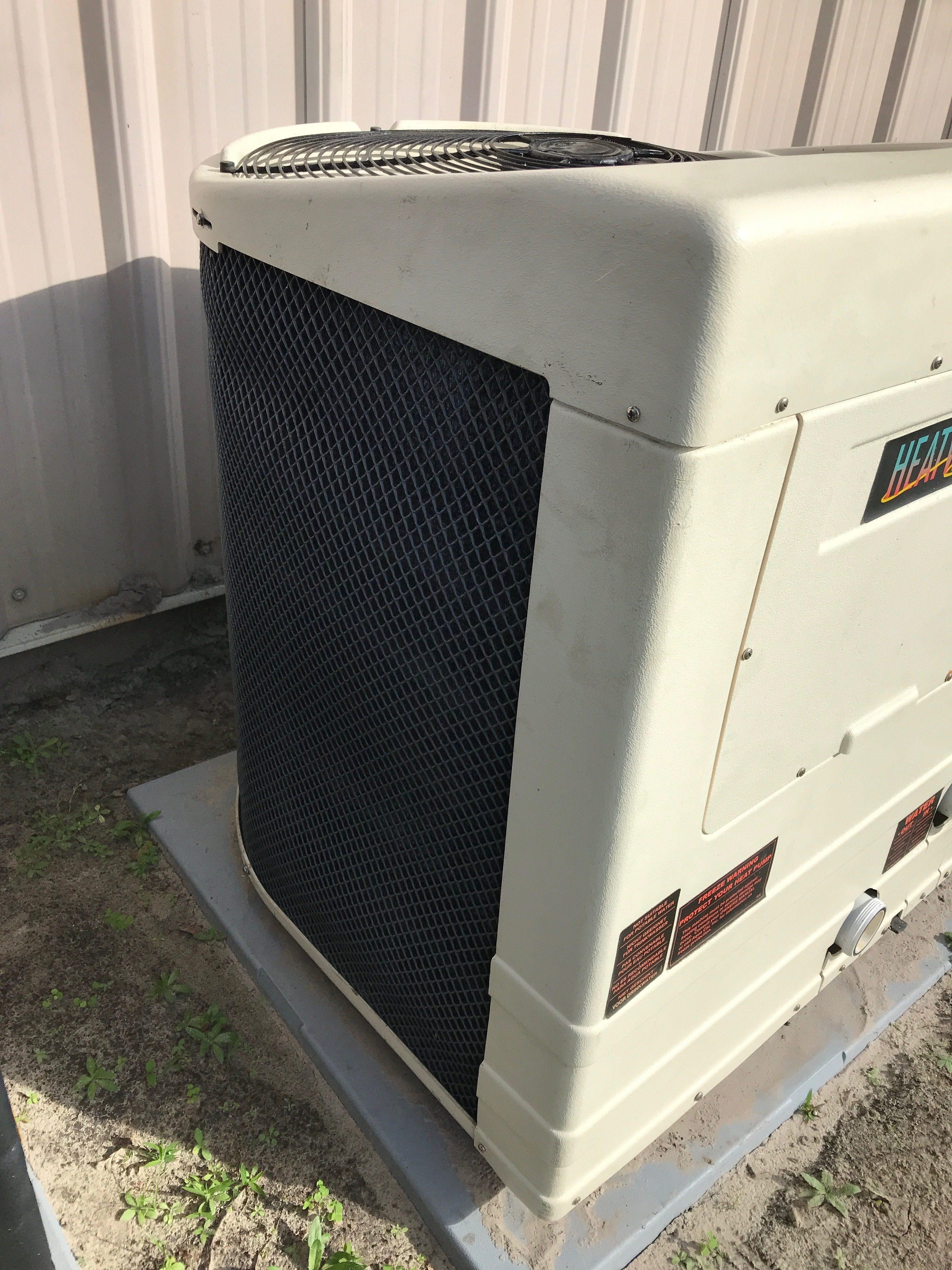 Re-certified Aqua Cal Heatwave 125k Btu | Pool Heater Rental